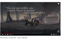Valiant Hearts (trailer screenshot)