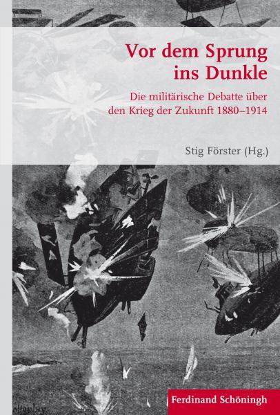 Cover Förster, Vor dem Sprung ins Dunkle
