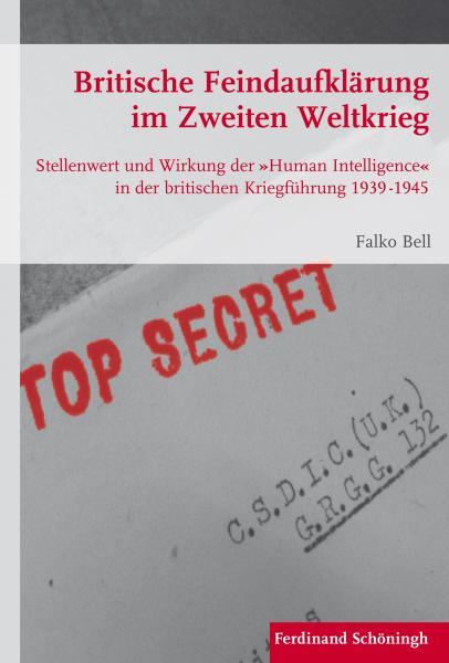 Cover Bell Britische Feindaufklärung