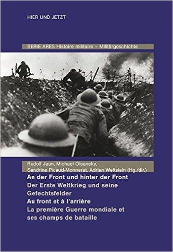 Cover An der Front und hinter der Front