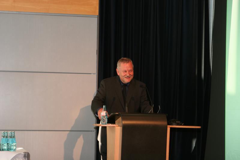 Abendvortrag Stig Förster (Bern), 55. ITMG, 4. Juni 2014, Potsdam , Foto: ZMSBw
