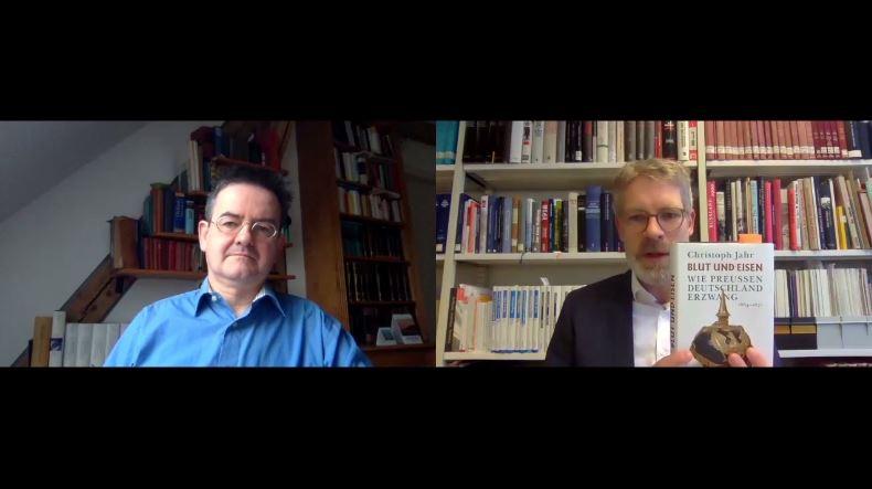 Gespräch Christoph Jahr und Christian Westerhoff