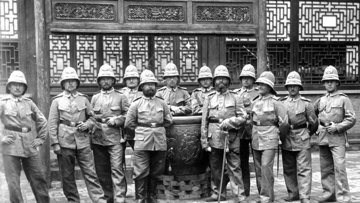 Ostasiatisches Expeditionskorps (c) Wikimedia Commons.jpg https://commons.wikimedia.org/wiki/Category:Germany_in_the_Boxer_Rebellion#/media/File:Ostasiatische_Expeditionscorps.jpg