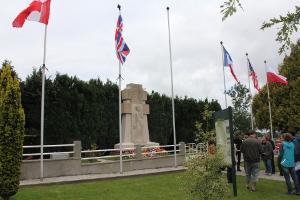 Resistance-Denkmal in Beacoudray