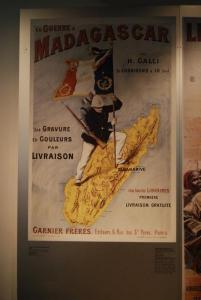 Plakat Madagaskarkrieg