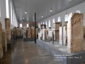 Steinhalle, Landesmuseum Mainz, GDKE, Foto: P.Altmeppen