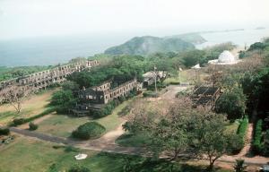 Ruinen der Befestigungen von Corregidor.
