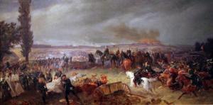 Gemaelde von Georg Bleibtreu - Die Schlacht von Koeniggraetz