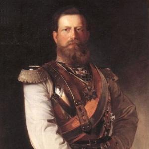 Kronprinz Friedrich Wilhelm von Heinrich von Angeli (1874)