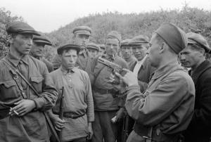 Sowjetische Partisanen (Region Smolensk)