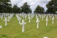 Amerikanischer Soldatenfriedhof in Colleville sur Mer