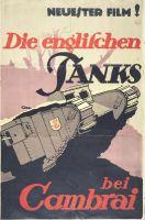 Abb. 13: Filmplakat von Hans Rudi Erdt, 1918, Bibliothek für Zeitgeschichte, 2.6/20