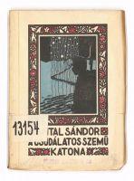 Abb. 4: Ungarische Erzählungen aus dem Jahr 1917. Das Buch ist deutschlandweit nur in der BfZ nachgewiesen.