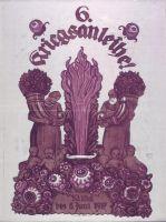 Abb. 7: Plakat für die sechste k. u. k. Kriegsanleihe von Wilhelm Dachauer, 1917, Bibliothek für Zeitgeschichte, 6.2/7
