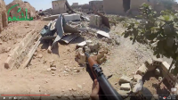 Abb. 7: Videoaufnahme aus dem syrischen Bürgerkrieg (https://www.youtube.com/watch?v=9XvmGAPP6d4). (Bild: Piasecki)