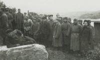 Russische Gefangene in Lappland. (Ohne Zeit- und Ortsangabe)