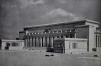 Gerdy Troost (Hg.), Das Bauen im Neuen Reich, Bd. 1&2, Bayreuth 1938/43, S. 75 (Bd. 1): Soldatenhalle