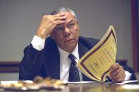 Powell 9/11/2001, National Archives, Vice Presidential Records of the Photography Office