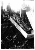 Abbildung 2: Umbettung im Gebiet Orel, Gräberoffizier 293. Infanterie-Division, Bundesarchiv RH 26-293/74