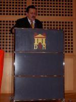 Daniel Hohrath, M.A. (Laudatio)