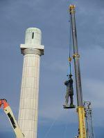 Am 18. Mai 2017 wurde das Robert E. Lee Monument in New Orleans nach langen Debatten im Stadtrat sowie Prozessen vor Staats- und Bundesgerichten endgültig abgetragen.