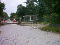 Roettiger-Kaserne in Hamburg-Fischbeck (1938 Baubeginn, ab 1940 genutzt, 2004 aufgegeben)