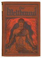 Abb. 1: Paul Schreckenbach, Der Weltbrand. Illustrierte Geschichte aus großer Zeit. Mit zusammenhängendem Text, Bd. 1, Leipzig 1915.
