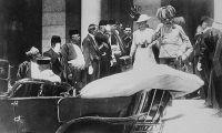Erzherzog Franz Ferdinand mit Frau in Sarajevo 1914 - Wikimedia