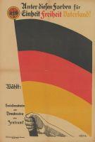 Gemeinsamer Aufruf der Weimarer Koalition zur Reichstagswahl 1924 - Wikimedia Commons