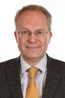 Das Bild zeigt Hermann Wentker